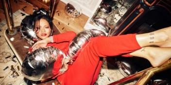 Rihanna staat niet op één, maar op 26 covers van 'Harper's Bazaar'