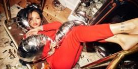 Rihanna staat niet op één, maar op de cover van 26 edities van 'Harper's Bazaar'