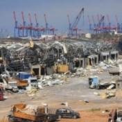 Zestien medewerkers haven Beiroet opgepakt