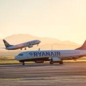 LIVEBLOG. Ryanair herstart 60 procent van vluchten