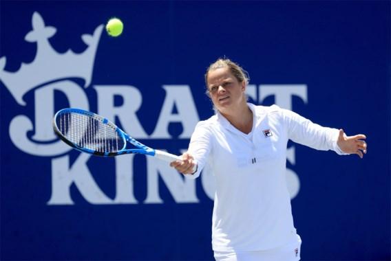 Kim Clijsters krijgt wildcard voor US Open