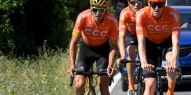 """Greg Van Avermaet vuurt CCC aan in Milaan-Sanremo: """"De benen voelen goed"""""""