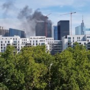 Brand in Brusselse WTC-toren