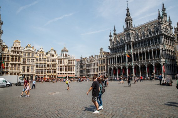Geen extra maatregelen in Brussel, wel mondmaskerplicht als alarmdrempel overschreden wordt