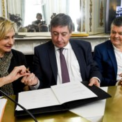 Vlaamse Regering biedt extra steun aan handelszaken