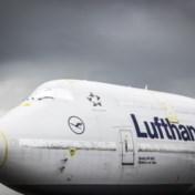 'Lufthansa verloor 450.000 euro per uur door corona'