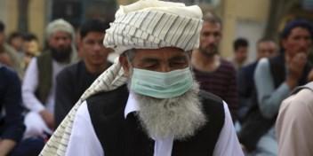 'Derde van Afghaanse bevolking is besmet'