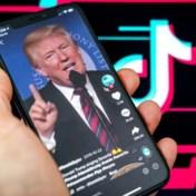 Trump verbiedt transacties met moederbedrijf TikTok