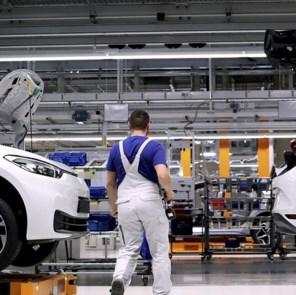 Duitse industrie voedt hoop op V-herstel