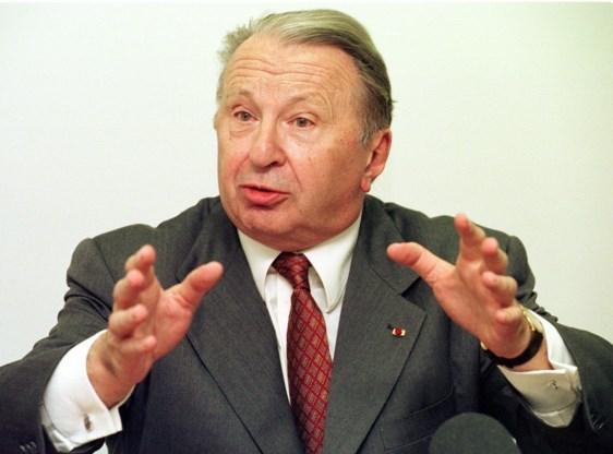 Franse industrieel Jean Gandois op 90-jarige leeftijd overleden