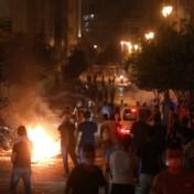 Gewonden bij protest tegen Libanese regering