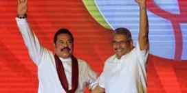 Autoritaire broers grijpen de macht op Sri Lanka