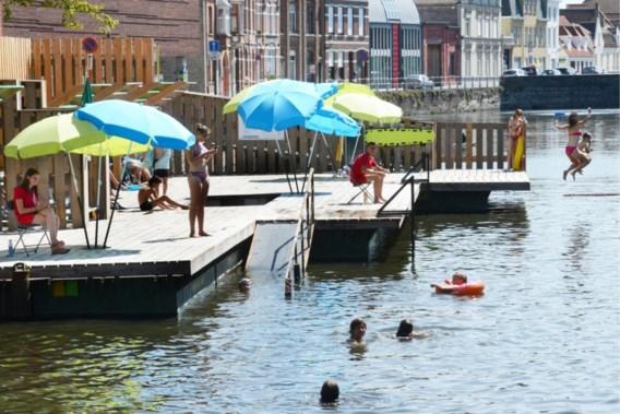 Tropisch warme temperaturen: 37 graden en lokaal zelfs meer