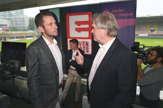 """Voorlopig geen samenvattingen van het Belgische voetbal op tv, wel op YouTube: """"De discussies zijn nog bezig"""""""