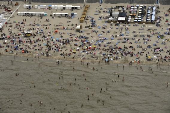 Blankenberge zondag afgesloten voor dagjestoeristen: 'Time-out nodig'