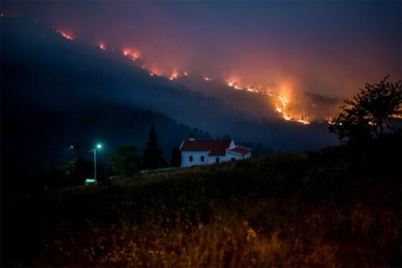 Dode bij crash blusvliegtuig in Portugal