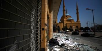 25 mensen teruggevonden onder het puin in Libanon