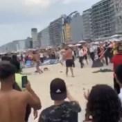 Vechtpartij op strand Blankenberge: 'Parasols vlogen in het rond, stokken van zeilen gebruikt als wapens'