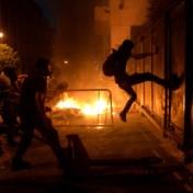 Opnieuw stevige protesten na explosie Beiroet