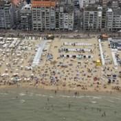 LIVEBLOG. Civiele bescherming deelt water uit in file richting Knokke