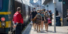 West-Vlaamse gouverneur wil volgend weekend geen extra treinen meer richting kust