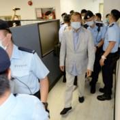 Prominent lid democratiseringsbeweging Hongkong Jimmy Lai opgepakt