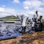Ecologische ramp dreigt door lekkende olietanker in Mauritius