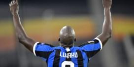 Lukaku schenkt Inter plaats in halve finale Europa League