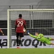 Manchester United pas na verlengingen voorbij Kopenhagen