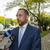 Formatieblog. CDH-voorzitter Maxime Prévot: 'Geen akkoord over tekst binnen bubbel van vijf'