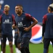 """PSG rekent """"zonder ongelukken"""" op Mbappé tegen Atalanta in de Champions League"""