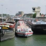 Waterpeil Albertkanaal flink gezakt door droogte