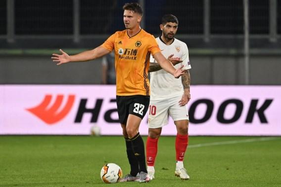 Dendoncker met Wolverhampton onderuit in kwartfinale Europa League
