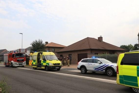 Man omgekomen bij explosie obus in Lokeren