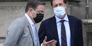 Hanteren De Wever en Magnette blauwe of groene markeerstift?