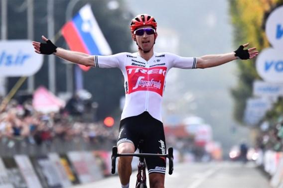 Parcours van Ronde van Lombardije wordt met twaalf kilometer ingekort