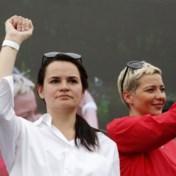 Wit-Russische oppositiekanidaat Tichanovskaja gevlucht naar Litouwen