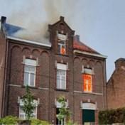 LIVEBLOG. Woonhuis in Maasmechelen uitgebrand na blikseminslag