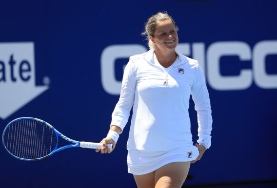 """Kim Clijsters kijkt uit naar US Open: """"Ontzettend enthousiast dat ik in New York kan tennissen"""""""