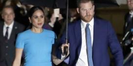 Prins Harry en Meghan Markle verhuisd