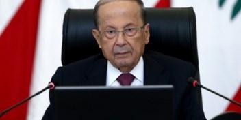 'Ik waarschuwde leiders dat dit Beiroet kon vernietigen'