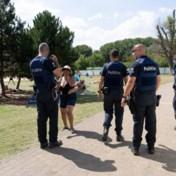 Brusselse jongeren maken weer amok in Gentse Blaarmeersen