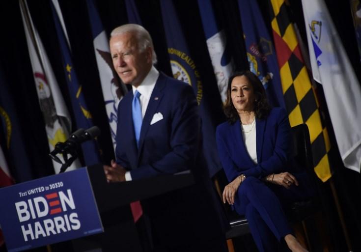 Kamala Harris: 'We hebben een president die meer om zichzelf geeft dan om zijn kiezers'