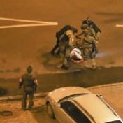 Beelden tonen extreem politiegeweld in Wit-Rusland