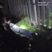 Politie zet honden en agent op non-actief na incident met zwarte arrestant