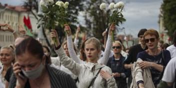 Loekasjenko hoopt volkswoede met geweld te smoren
