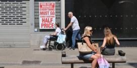 Britten boeten voor late, lange lockdown