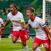 Leipzig verrast Atlético en Carrasco en haalt halve finale Champions League