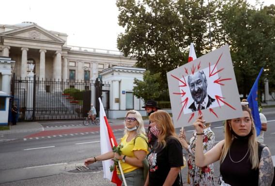 EU kondigt sancties aan tegen Wit-Rusland