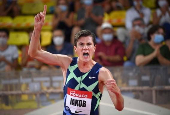 Diamond League Monaco: Jakob Ingebrigtsen onttroont Mo Farah als Europees recordhouder op de 1.500 meter